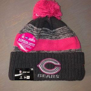 New Era Chicago Bears Winter Knit Hat CrucialCatch